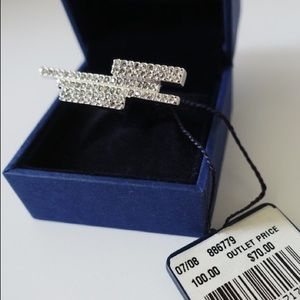 Swarovski Jewelry - Authentic Swarovski Ring